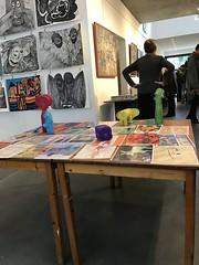 Espace Contretype et Musée d'art spontané à Bruxelles.