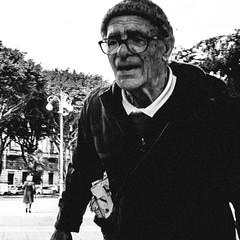 "(Francesco MEDDA) Tags: "" francesco medda "" cagliari italy world street photography fuji fujifilm 18mm black white bw candid moments decisive moment"" creative commons flickr flickriver explore scout portrait scene city unposed crop"