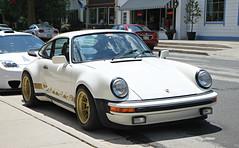 Porsche 911 Turbo (930) (SPV Automotive) Tags: porsche 911 turbo 930 coupe classic exotic sports car white