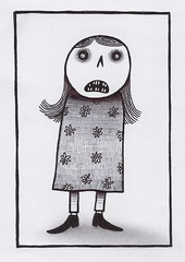 Summer Dress (the ghost in you) Tags: goth horror halloween summerdress timburton