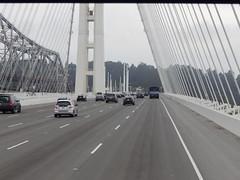 Bay Bridge Eastern Span Tower (Rubén HPF) Tags: bay bridge oakland san francisco yerba buena tunnel