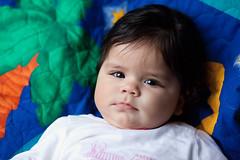 Through Your Eyes (marinasantos6) Tags: hair eyes kids children child bebe retrato color colour niña baby face portrait canon70200 canon5dmarkii canon