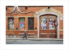 Icons of Manchester II (andyrousephotography) Tags: manchester afflecks palace buildings architecture tibstreet streetart mosaic tiles icons tv culture economic sports andyrouse canon eos 5d mkiii
