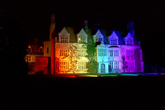 Winter Lights 2016 067 (dblaikiephotography) Tags: nighttime colour nationaltrust angleseyabbey winterlights