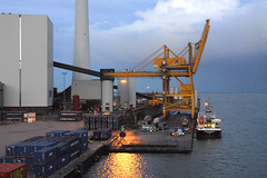 Esbjerg harbor