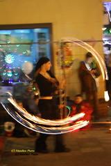 Feuerzauber - Fire magic (Noodles Photo) Tags: karneval fastnacht fastelovend lichterzug langenfeld reusrath canoneos1dmarkiii ef24105mmf4lisusm rheinland jongleur jonglieren feuer nrw deutschland strasenkarneval