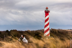 Lighthouse Westerlicht, Zeeland (NL) (Henk Verheyen) Tags: nl nederland netherlands zeeland buiten clouds coast kust landscape landschap lighthouse outdoor sea vuurtoren vuurtorenwesterlicht water wolken zee