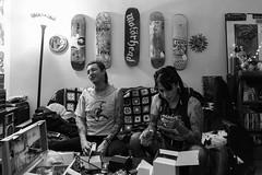 (oskiaranda) Tags: skateboard portrait musicphotography punkphotography rockphotography punk punkrock punx punks monochrome