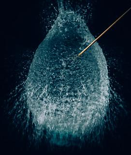 Water Balloon Blast