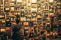 A spectator enjoying the installation at Kochi-Muziris Biennale 2016, Fort Kochi, Kerala (Babish VB) Tags: kochimuzirisbiennale nikon nikond90 theindiatree india kerala indiatravel keralatravel keralatourism keralaactivities biennalefest art expo fortkochi kochi cochin fortcochin artfestival