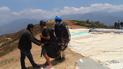 Parapente -Paragliding con TU RESERVA CURITI