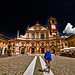 Vigevano - Ducale Square with cathedral view