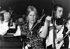 Theresa MacLellan – The Grand Ceilidh – 10/18/97 (photo: Grant Young)