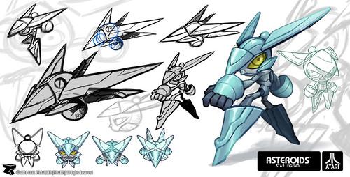 Character Design - illustration n° 30
