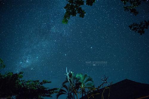Silence day at Lovina Bali