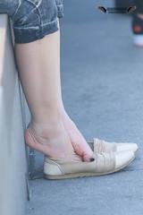Candid feet from China (172) (Candid 100%) Tags: asian candid feet nylon pantyhose chinese china shoeplay dangling dipping toes soles foot shoes ballet flats high heels pumps sandals külotlu çorap ayak füsse strumpfhose калготкі чорапогащник pantis punčocháče strømpebukser sukkpüksid sukkahousut collants media calza καλσόν harisnyanadrág パンティーストッキング 팬티 스타킹 zeķbikses pėdkelnės جوراب شلواری rajstopy meiacalça ciorapi колготки унихоп pančucháče hlačne nogavice strumpbyxor קאָלגאָטקעס broekiekס