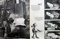 1959. Дорохов А. Как гайка толкнула грузовик 12-13 (foot-passenger) Tags: детскаялитература дорохов грузовик 1959 зил zil childrensliterature