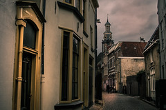 curvy street (bjdewagenaar) Tags: zutphen holland dutch street streetphotography buildings architecture sony sonya58 architecturephotography photography photograph raw lightroom minolta secrethandshake minoltalens