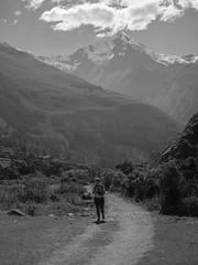 Into the mountains (khandozhkoa) Tags: peru travel travels bw mountains monochrome fujifilm fuji fujinon 35mm fujistas explore landscapesdreams dreamscape