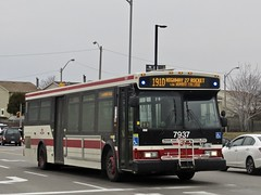 Toronto Transit Commission 7937 (YT | transport photography) Tags: ttc orion vii 7 bus toronto transit commission