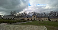 05. Abbaye de Mondaye (@bodil) Tags: france normandie calvados abbayedemondaye