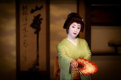 Geiko_20170319_12_15 (kyoto flower) Tags: nijyojinya kimiaya kyoto maiko 20170319 舞妓 二条陣屋 君綾 京都 geiko 芸妓 mait