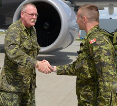 Exercise SABER STRIKE 2014 (Canadian Army | Arme canadienne) Tags: canada army edmonton exercise alberta deployment edmontoninternationalairport 3vp opreassurance