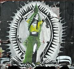 Hand Grenade Woman Mexico (Ilhuicamina) Tags: woman art mexico graffiti mujer trains mexican boxcars artworks oaxacan