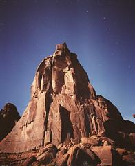 Beast (α RAINYNEPTUNUS ω) Tags: 120 film analog mediumformat utah sandstone desert pentax fujifilm 6x7 southernutah redrock analogphotography filmphotography desertfauna pentax6x7 desertlife utahsky desertoasis