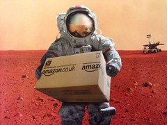 Amazon on Mars (The Economist, 21-27 juin 2014) (ActuaLitt) Tags: mars amazon space delivery economist