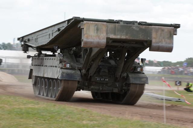Titan Armoured Bridge Layer