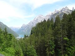 20140606_Pragelpass_Kloentalsee_1w (klenkes) Tags: switzerland bmw r1150gs enduro schwyz glarus pragel pragelpass