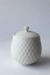 (anewdawnanewday) Tags: ceramics pottery caddy liddedjar liddedcontainer