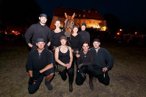 Das Team von Drachenfeuer