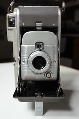 Polaroid Land Camera Model 80 (dcsides) Tags: polaroid model 80 landcamera