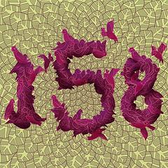 Illustration 158 for 365 Days Of Type (Jessica Fortner) Tags: illustration days type 365 jessicafortner