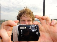 Bram maakt ook foto's