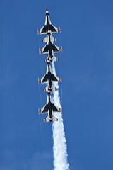 USAF Thunderbirds (austincarlson469) Tags: canon utah f16 7d thunderbirds usaf ogden hillafb canon100400mm canon7d worriorsoverthewasatch2014