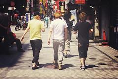 Osaka + Dotonbori + Boys | Japan, July 2014 (Sebastien BERTRAND) Tags: boys japan canon lads streetphotography osaka streetphoto japon photoderue  eos40d dtonbori canon40d fotomato sebfotomato sbastienbertrand sebastienbertrand