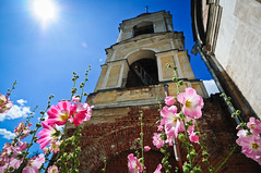 *** (Евгения Чапурина) Tags: trip light summer sun flower color nature temple cathedral russia holy yaroslavl rostov ravel pimk