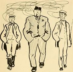 """Image from page 632 of """"Skämtbilden och dess historia i konsten"""" (1910)"""