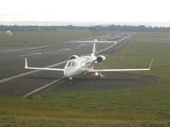 M-MRBB Bombardier Learjet 45 (Aircaft @ Gloucestershire Airport By James) Tags: james airport gloucestershire 45 lloyds learjet bombardier bizjet egbj mmrbb