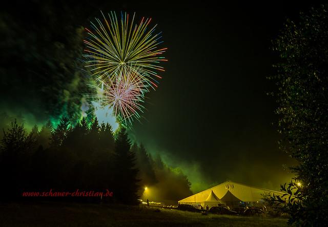 Volksfest Waldkirchen 2014