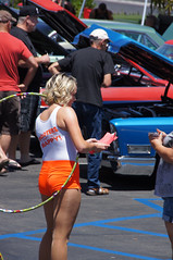 062814 Cadillac Kings at Hooter's 051 (SoCalCarCulture - Over 34 Million Views) Tags: show california car san hooters cadillac kings marcos sal18250 socalcarculture
