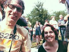 Waiting for Slowdive (spablab) Tags: pitchfork music festival slowdive chicago illinois 2014 union park sean klara unitedstates concert