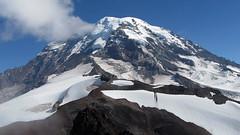 Mt. Rainier from Observation Rock (Mike Dole) Tags: cascades washingtonstate observationrock mtrainiernationalpark spraypark