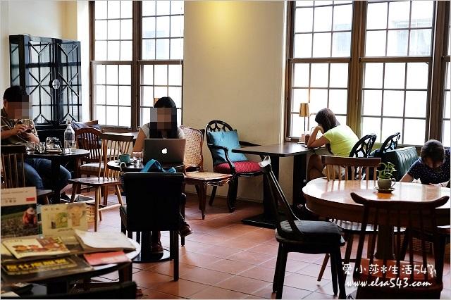 【台北咖啡館.下午茶】不限時間消費不趕時間、可久坐、看書,有提供網路wifi上網、插座充電的咖啡館推薦