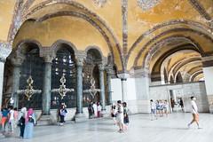 20140803-102758_DSC4519.jpg (@checovenier) Tags: istanbul turismo istambul turchia agyasofia cattedraledisantasofia intratours voyageprivée