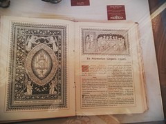 Misal Romano de inicios del siglo XX (spawn5555) Tags: iglesia romano isa catolico misal