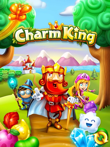 Charm King Loading: screenshots, UI